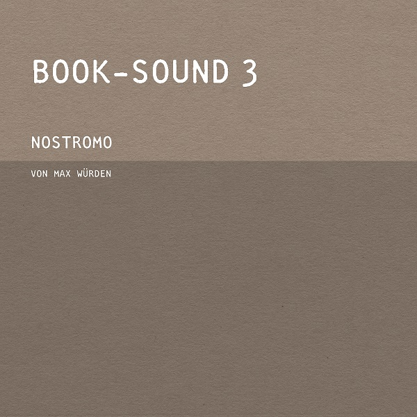 BOOK-SOUND 3: NOSTROMO-Cover